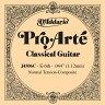 D'Addario クラシックギター バラ弦 5本セット J4506C ProArte Composites【daddario ダダリオ クラシック弦 j4506c】【ゆうパケット対応】
