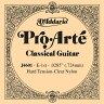 D'Addario クラシックギター バラ弦 5本セット J4601 ProArte【daddario ダダリオ クラシック弦 j4601】【ゆうパケット対応】