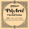 D'Addario クラシックギター バラ弦 5本セット J4705 ProArte【daddario ダダリオ クラシック弦 j4705】【ゆうパケット対応】