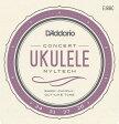 D'Addario ダダリオ ウクレレ弦 EJ88C Nyltech Ukulele Concert [daddario EJ-88C]【ゆうパケット対応】