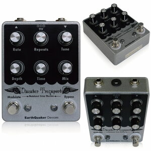 ���������������̵����EarthQuaker Devices ���ե������� Disaster Transport�ڥ�����������...