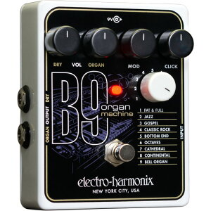 ���������������̵������B9 Organ Machine(���륬��ޥ�����)��Electro-Harmonix/EHX/���쥯...