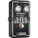 Pocket Metal Muff(ポケットメタルマフ) ディストーション with Mid Scoop【Electro-Harmonix/EHX/エレクトロ・ハーモニクス/エレハモ】【エフェクター】【ピック10枚セット付き!】