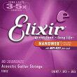 Elixirエリクサーアコースティックギター弦ナノウェブLight#11052[.012-.053]