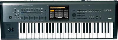 【送料・代引手数料無料!】KORG シンセサイザー MUSIC WORKSTATION KRONOS X-61 【コルグ X61】