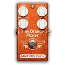 【ピック10枚セット付き!】MAD PROFESSOR エフェクター Tiny Orange Phaser FAC (FACTORY) タイニーオレンジ フェイザー 【マッドプロフェッサー ファクトリー】