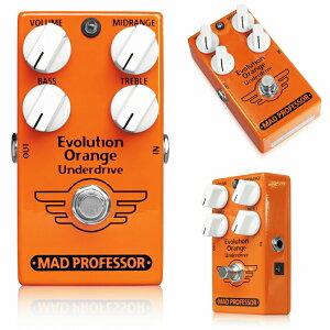 【送料・代引手数料無料】MAD PROFESSOR エフェクター (NEW) Evolution Orange Underdrive【マ...