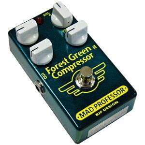 【送料・代引手数料無料】MAD PROFESSOR エフェクター (NEW) Forest Green Compressor【マッド...