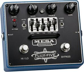 Mesa/Boogie(メサ・ブギー)エフェクターTheFLUX-FIVE[オーバードライブ]