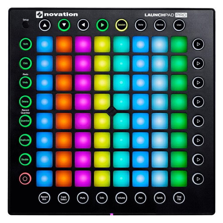 DAW・DTM・レコーダー, MIDIインターフェイス 5611959NOVATION MIDI LaunchPad ProAbleton Live Lite