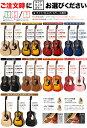 アコースティックギター HONEY BEEW-15/F-15/HJ-18 アコギ リミテッドセット【今だけ教則DVD付き!】【初心者 入門セット】【大型】 2