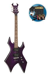 【送料・代引手数料無料】【アウトレットタイムセール!!】B.C.Rich エレキギター Warlock Reven...