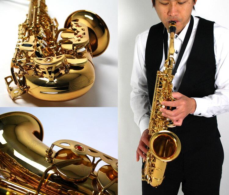 Soleil アルトサックス 初心者 入門セット SAL