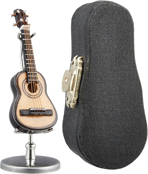 今だけ5倍 5月17日9:59 SUNRISESOUNDHOUSEミニチュア楽器クラシックギター7cm