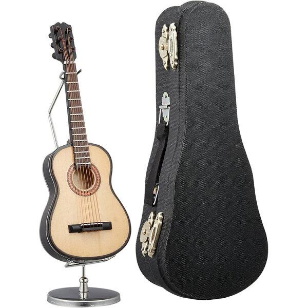 今だけ5倍 5月17日9:59 SUNRISESOUNDHOUSEミニチュア楽器クラシックギター15cm