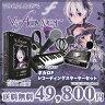 Gynoid Vocaloid4 V4 flower ボカロP レコーディングスターターセット【MIDIキーボード/オーディオインターフェイスも付属のボカロ入門セット!】【ガイノイド ボーカロイド ブイフォウフラワ】【TASCAM US-366-SC / KORG microKEY25】