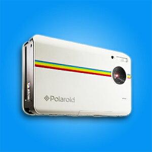 撮ったその場で鮮やかプリント!【送料無料】Polaroid ポラロイド インスタントデジカメ Z2300 ...
