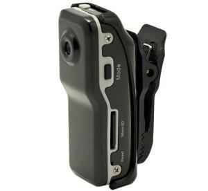 ドライブ レコーダー マイクロムービーカメラ ブラック