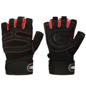 ウエイト リフティング グローブ トレーニング/筋トレの手首保護
