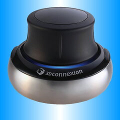 【送料無料】3Dconnexion 3Dマウス SpaceNavigator SE (Standard Edition) SNSE