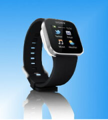TwitterなどができてXperiaと連携できるタッチディスプレイ腕時計【送料無料】Sony SmartWatch ...