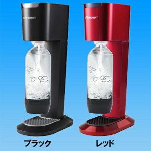 作りたての炭酸水・炭酸飲料を、ご家庭で簡単に作る事ができます!【送料無料】SodaStream Soda...