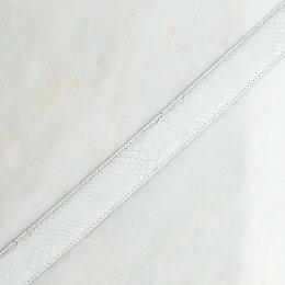 QuattroGatti/クアトロガッティパイソンベルトヘビ革40mm【ダイヤモンドパイソン】MadeInjapanイタリア製バックル1797【送料無料】ホワイト