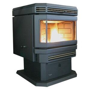 木質ペレット暖房機は、温室効果(co2)の排出を抑制し、地球温暖化防止に貢献します。【送料無料...
