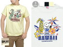 SUN SURF×PEANUTS半袖Tシャツ「HAWAII」◆SUN SURF【smtb-k】【kb】05P09Jul16【RCP】【thxgd_18】