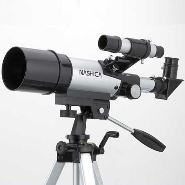 【あす楽】【おしゃれ おすすめ】【即納】宇宙を!自然を!存分にご堪能下さい★ナシカ光学(NASHICA)M-600 天体望遠鏡