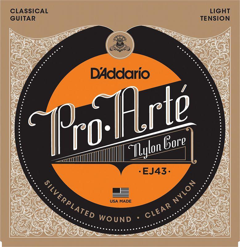 ギター用アクセサリー・パーツ, クラシックギター弦 25 DAddario EJ435 Lightsmtb-TK