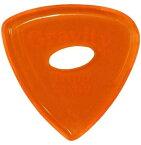 GRAVITY GUITAR PICKS GTRS3PE Tripp -Standard- [3.0mm with Elipse Grip Hole/Orange] アクリル ピック【ポイント5倍】【メール便発送・全国送料無料・代金引換不可】【smtb-TK】