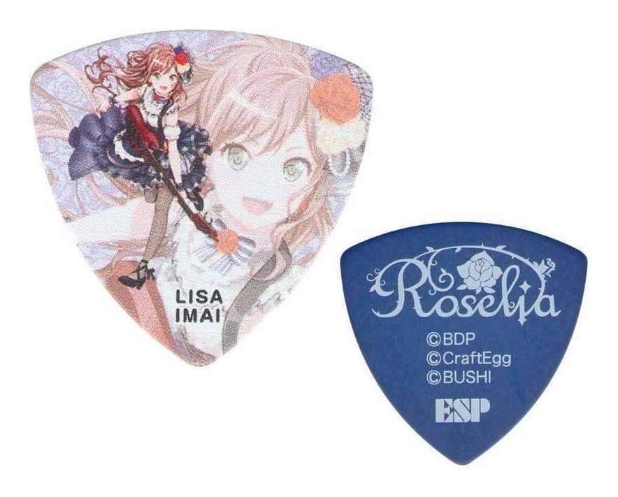 アクセサリー・パーツ, ピック ESP BanG Dream! GBP Lisa Roselia 310 3smtb-TK