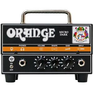 【ご予約商品:1/下旬入荷】【ポイント2倍】【送料無料】オレンジ Orange Micro Dark プリ・チュ...