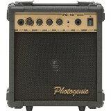 【ポイント2倍】【送料無料】Photogenic PG10/PG-10 ギターアンプ 10W【smtb-TK】