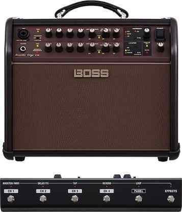 ギター用アクセサリー・パーツ, アンプ  BOSS ACS-LIVEGA-FC Acoustic Singer Live Acoustic Amplifier smtb-TK2