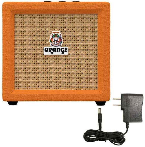 オレンジOrangeCRUSHMINI+KCAD-9V/500mAスピーカー・アウト搭載3Wミニ・アンプクラッシュシリーズミニ