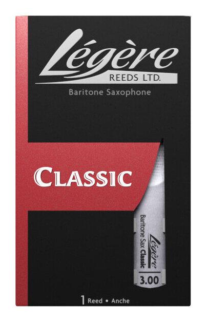 木管楽器用アクセサリー・パーツ, リード Legere Baritone Saxophone Classic smtb-TK