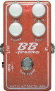 【送料無料】XOTiC BB Preamp-Orange Glitter/2010 Limited Color Edition(ACアダプター/KC付)...