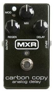 【ポイント2倍】エムエックスアール MXR M169/M-169 Carbon Copy BBDによるアナログディレイ