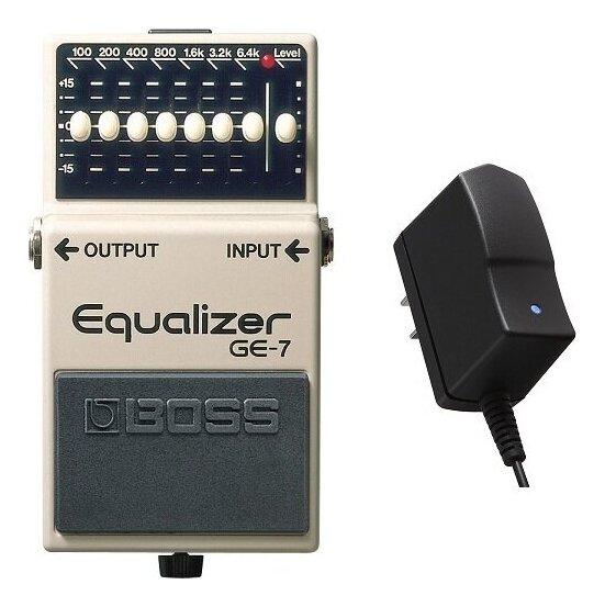 ギター用アクセサリー・パーツ, エフェクター BOSS GE-7(ACPSA-100S2) Equalizersmtb-TK