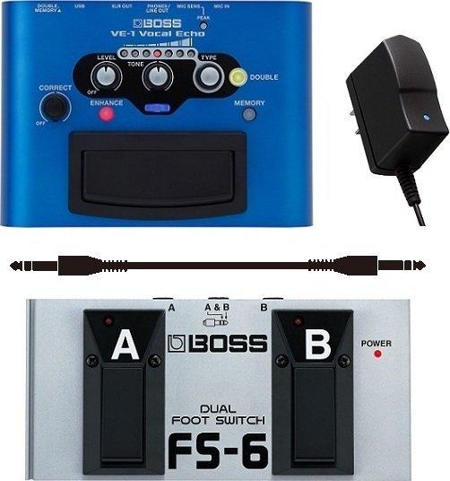 DAW・DTM・レコーダー, その他  BOSS VE-1(ACFS-6) Vocal Echosmtb-TK