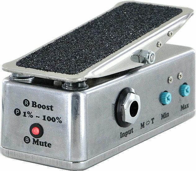 ギター用アクセサリー・パーツ, エフェクター VOCU Baby Volume Pedal BVP2smtb-TK