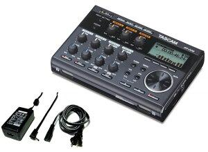 【送料無料】タスカム TASCAM DP-006(ACアダプター/PS-P520付) 高音質マイク内蔵でいつでも多重...