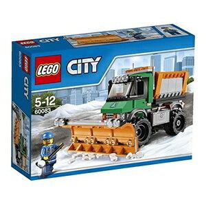 Lego城60083鏟雪車Lego塊女人的孩子禮物男人的孩子禮物生日禮物LEGO