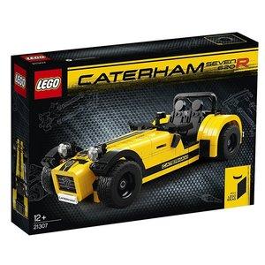 Lego 21307 aideaketahamusebun 620R Lego主意Lego塊女人的孩子禮物男人的孩子禮物生日禮物LEGO塊