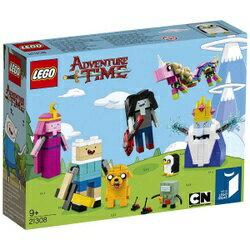 Lego主意冒險·時間21308 Lego塊女人的孩子禮物男人的孩子禮物生日禮物LEGO塊