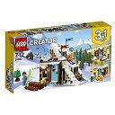 レゴクリエイター 31080 ウィンターバケーション (モジュール式) LEGO レゴブロック 女の子プレゼント 男の子 プレゼント 誕生日 プレゼント クリスマス プレゼント
