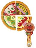 アンパンマンくるくるザクっ!できたてアンパンマンのピザセット知育玩具ベビー向けおもちゃ女の子プレゼント男の子プレゼント誕生日プレゼントアンパンマンおままごとおもちゃジョイパレット