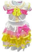 プリパラらぁらサイリウムセットアップドレスサイズ100-125cmハロウィンコスプレハロウィンコスチューム仮装イベント女の子プレゼントタカラトミーアーツ